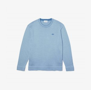 Pullover - blau / blau / weiß
