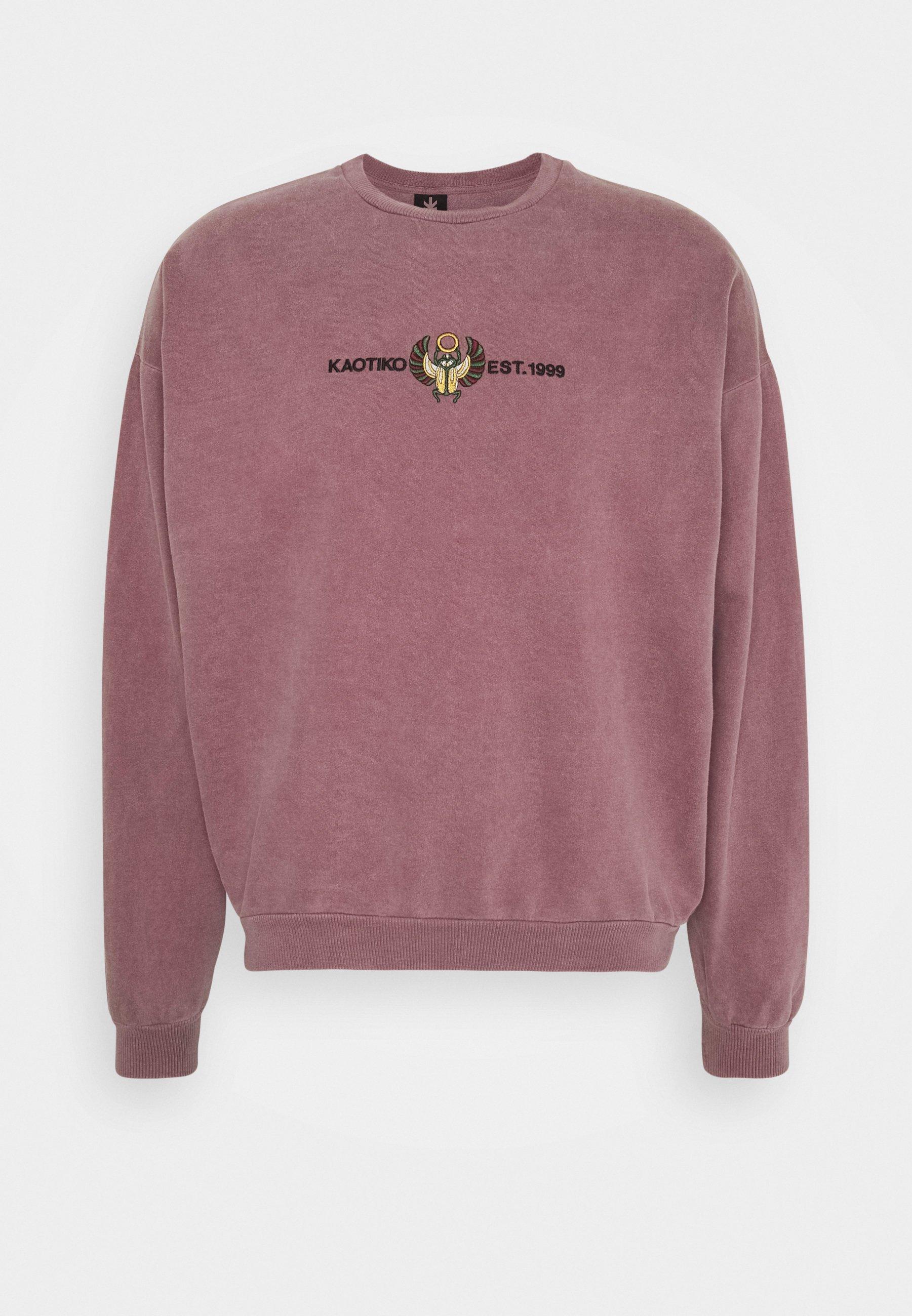 Women CREW WASHED BEETLE - Sweatshirt