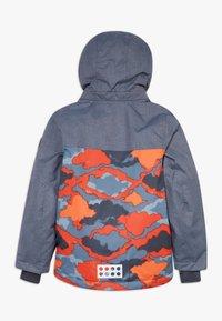 LEGO Wear - LWJOSHUA - Snowboard jacket - dark grey - 1