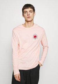 YOURTURN - Pitkähihainen paita - pink - 2
