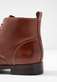 Apple of Eden - DEMI - Kotníková obuv - brown - 2