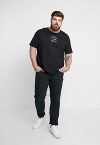 Replay Plus - Jeans slim fit - black denim - 1