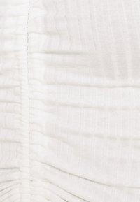 Trendyol - Print T-shirt - white - 5