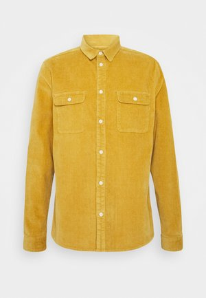 Hemd - mustard yellow