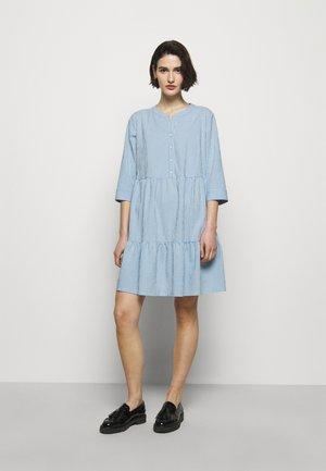 KLEVIA - Košilové šaty - light/pastel blue