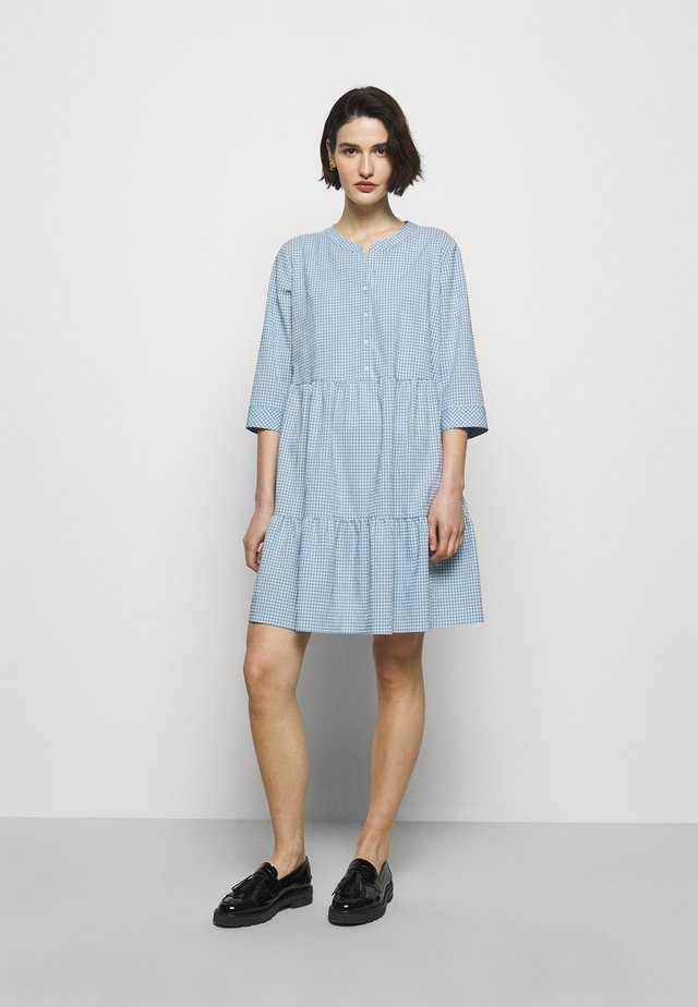 KLEVIA - Shirt dress - light/pastel blue