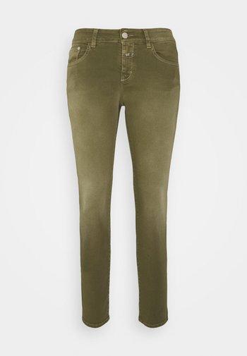 BAKER - Jeans Slim Fit - green umber