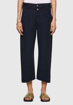 Trousers - dark blue