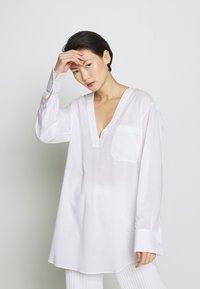 MRZ - BLOUSE - Koszula - white - 3