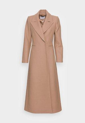 CAECILIA - Classic coat - camel