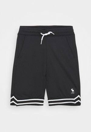 SPRING - Shorts - black