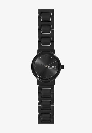 FREJA - Watch - black