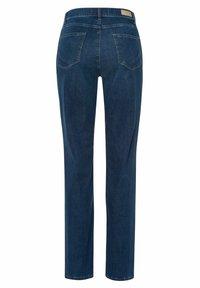 BRAX - STYLE CAROLA - Slim fit jeans - used regular blue - 6