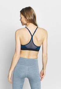 Nike Performance - INDY BRA - Sports bra - valerian blue - 2