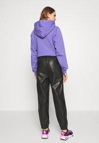 Weekday - DEANNA TROUSER - Kalhoty - black - 2