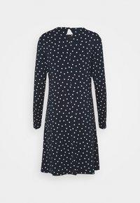 Marks & Spencer London - SWING - Jerseykjoler - dark blue - 1
