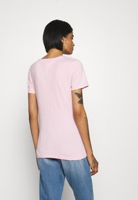 Tommy Jeans - Print T-shirt - romantic pink - 2