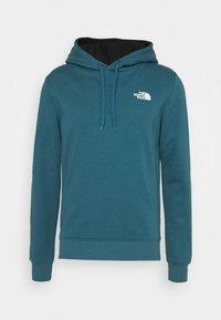The North Face - SEASONAL DREW PEAK - Sweat à capuche - mallard blue - 5