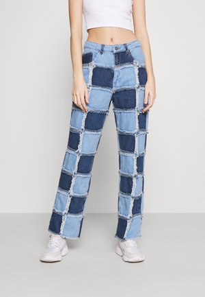 MUSE  - Straight leg jeans - blue