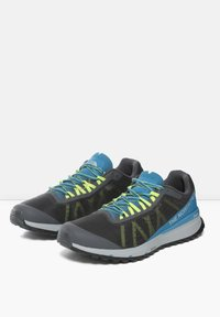 The North Face - M ULTRA SWIFT - Trail running shoes - vanadis gry/blue sapphire - 2