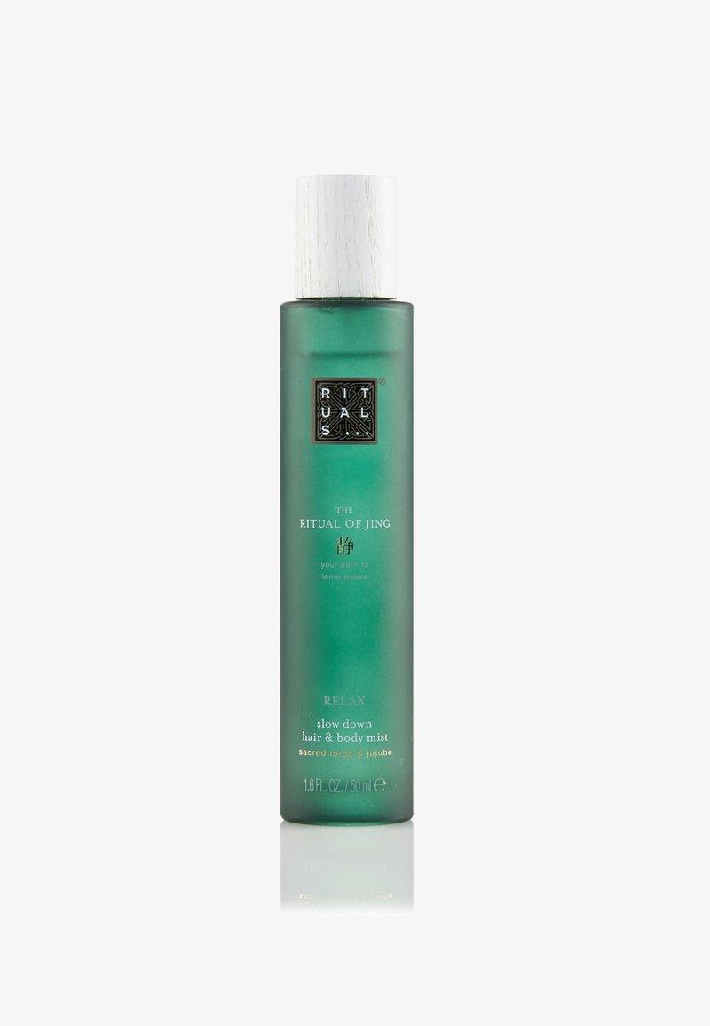 Rituals - THE RITUAL OF JING HAIR & BODY MIST - Body spray - -