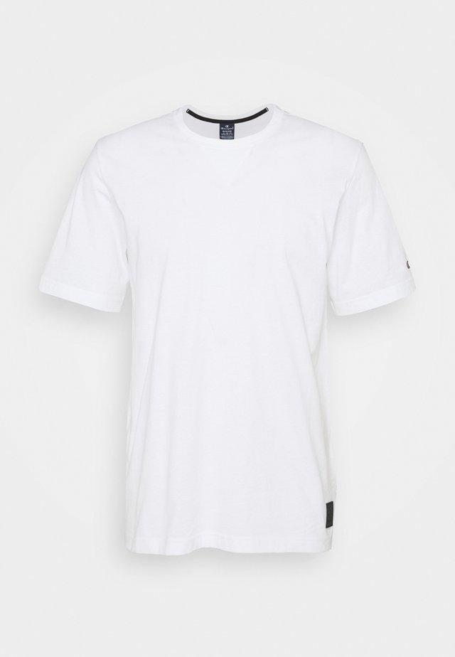 LEGACY CONTEMPORARY MODERN CREWNECK  - T-shirts basic - white