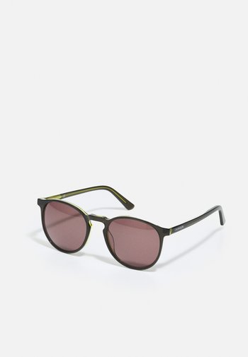 UNISEX - Sunglasses - olive/moss