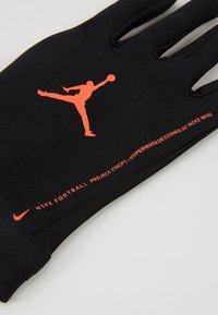 Nike Performance - PARIS ST GERMAIN ACDMY HPRWRM-JORDAN - Målvaktshandskar - black/infrared - 3