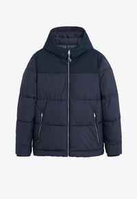 Mango - THERMO-ANORAK - Winter jacket - dunkles marineblau - 4
