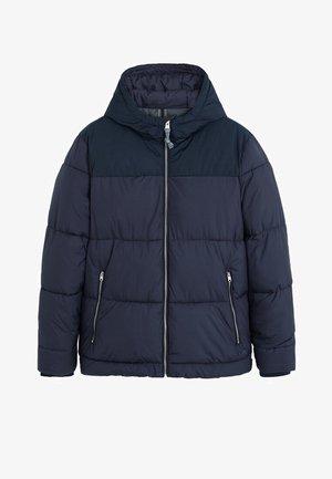 THERMO-ANORAK - Winter jacket - dunkles marineblau
