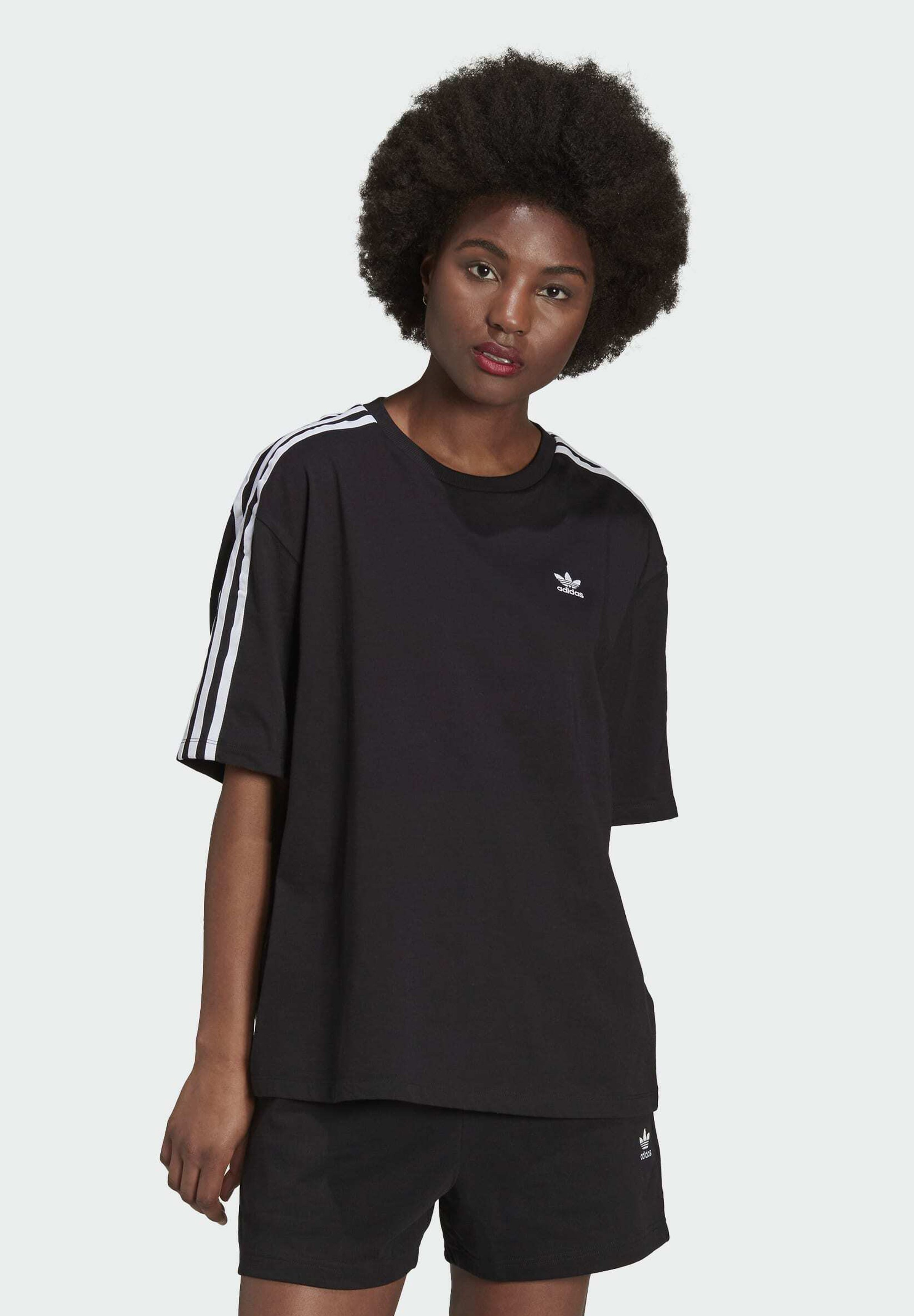 Women OVERSIZED ADICOLOR RELAXED - Print T-shirt