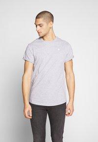 G-Star - LASH R T S\S - T-shirt - bas - grey - 0
