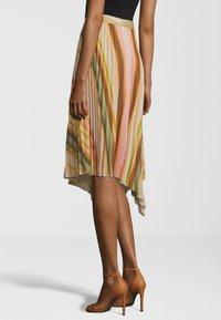 Cinque - CIFAN - A-line skirt - brown - 2