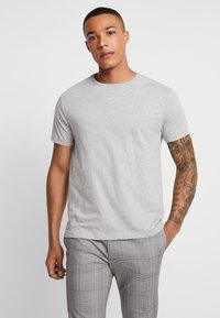 Burton Menswear London - MULTIPACK TEE 5 PACK - T-shirt basique - mixed - 4