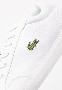 Lacoste - GRADUATECAP - Sneakers - white - 5
