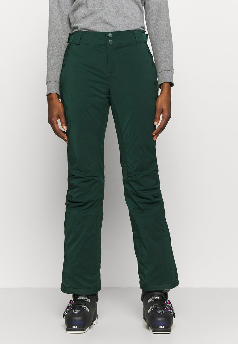Columbia - BACKSLOPE - Snow pants - spruce