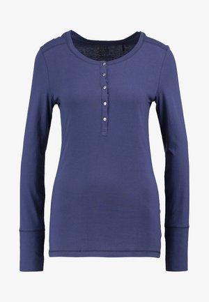Pyjama top - dunkelblau