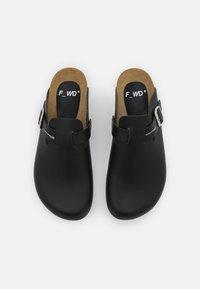 F_WD - Pantofle - black - 3