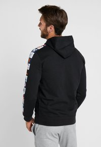 Champion - MLB MULTITEAM HOODED - Sweat à capuche - black - 2