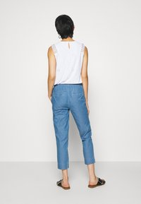 Betty & Co - Trousers - blue denim - 2