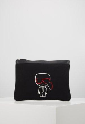 IKONIK POUCH - Laptop bag - black