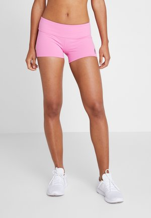 CHASE BOOTIE SOLID - Tights - pink