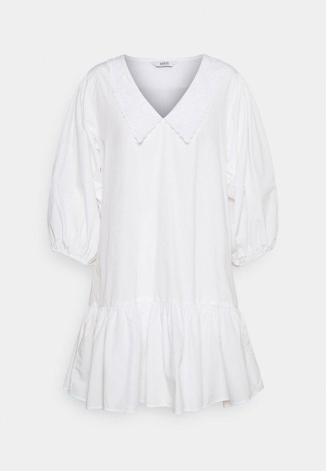 ENAZALEA DRESS - Vestito estivo - white