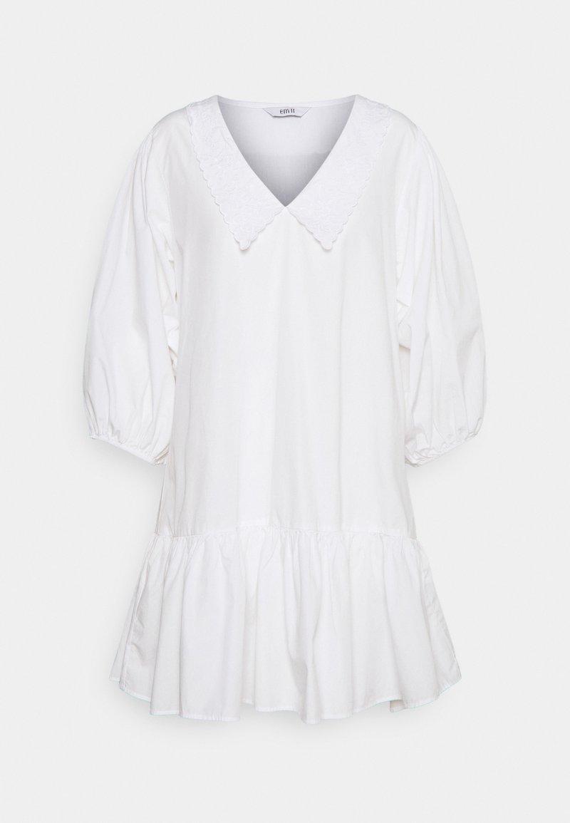 Envii - ENAZALEA DRESS - Vestito estivo - white