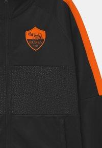 Nike Performance - AS ROM UNISEX - Klubové oblečení - black/safety orange - 2