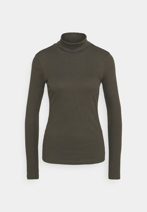 ROLLKRAGEN - Long sleeved top - peat