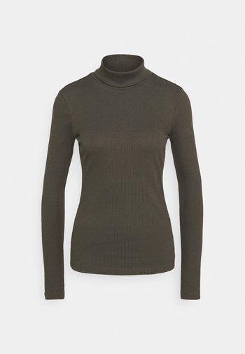 ROLLKRAGEN - Long sleeved top - peat