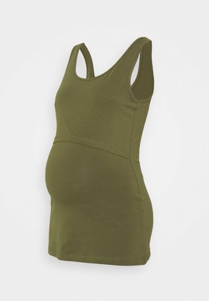 Nursing - Top - Top - khaki
