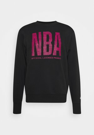 NBA TEAM  WASH PACK CREWNECK - Sudadera - black