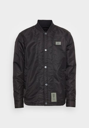 DEGREES PADDED - Summer jacket - black